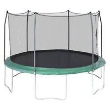 Skywalker 12-ft. Round Trampoline with Enclosure, Green