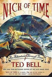 Nick-of-Time-Nick-McIver-Time-Adventures-Ted-Bell-Used-Good-Book