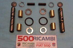 FIAT-500-F-L-R-KIT-COMPLETO-PER-REVISIONE-PERNI-FUSI-A-SNODO-FUSELLI-RUOTA