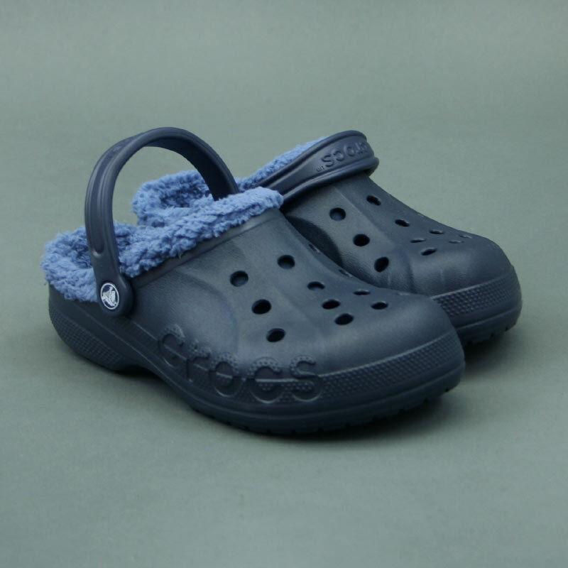 Crocs BAYA FORRADO Azul azul mod. MARINO