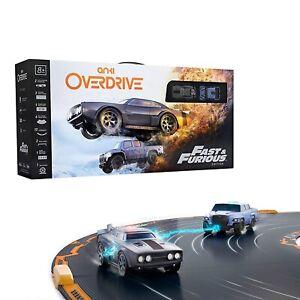 Anki-OVERDRIVE-Starter-Kit-Rennbahn-Fast-amp-Furious-Edition-App-Steuerung-TOP