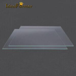 1Pc-3D-Printer-Part-Reprap-MK2-Heated-Bed-Borosilicate-Glass-Plate-Tempered