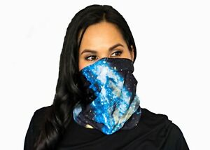 Starry Night Van Gogh Multi-function Coolmax Designer Face Buff