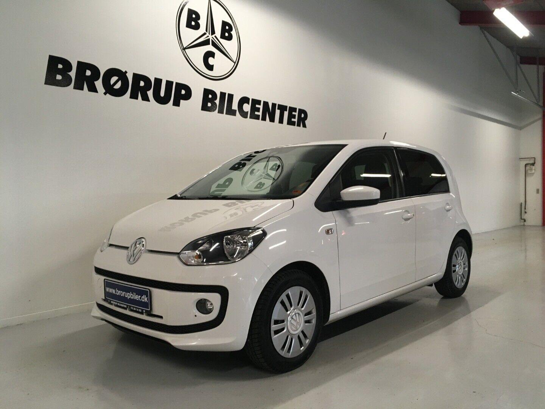 VW Up! 1,0 60 Move Up! BMT 5d - 69.900 kr.