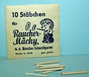 Magica SIGARETTE FUMATORI-mäcky räuchermännchen Magic cigarettes Scherzo Articolo