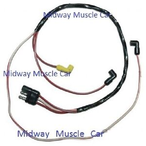 69 70 ford mustang mercury cougar engine gauge feed wiring harness image is loading 69 70 ford mustang mercury cougar engine gauge