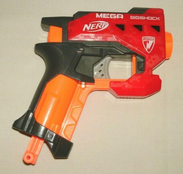 Best Nerf N-Strike Mega BigShock Blaster