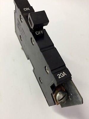 SQUARE D XO 1 POLE  20 Amp Single Pole Circuit Breaker XO120  CUTLER HAMMER