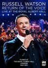 Russell Watson Live From The Royal Albert Hall DVD Region 2