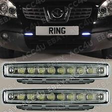 UK Brand BRL0379 Ring Car Cruise-Lite Ice White LED Daytime Running Light Lamp
