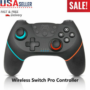 New-Bluetooth-Wireless-Pro-Controller-Joypad-Remote-Gamepad-For-Nintendo-Switch