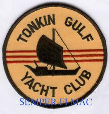 TONKIN GULF YACHT CLUB PATCH VIETNAM USS PC PCE PCG PCH PF PG PGG PHM PTF FFG FF