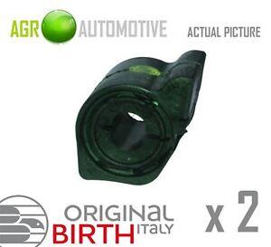 2-X-Eje-Delantero-De-Nacimiento-Anti-Roll-Bar-Estabilizador-Bush-par-OE-reemplazar-4823