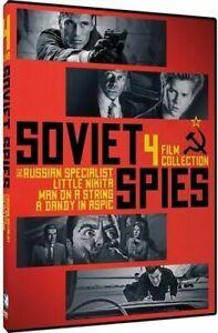 Coleccion-de-peliculas-sovieticas-espias-DVD-4-Totalmente-Nuevo-Sellado