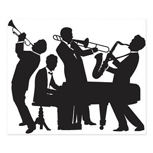 ROARING-20-039-S-JAZZ-BAND-MURAL-PARTY-WALL-DECORATION