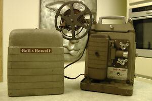 Bell & Howell 8mm Projektor 50/60er Jahre - Deutschland - Bell & Howell 8mm Projektor 50/60er Jahre - Deutschland
