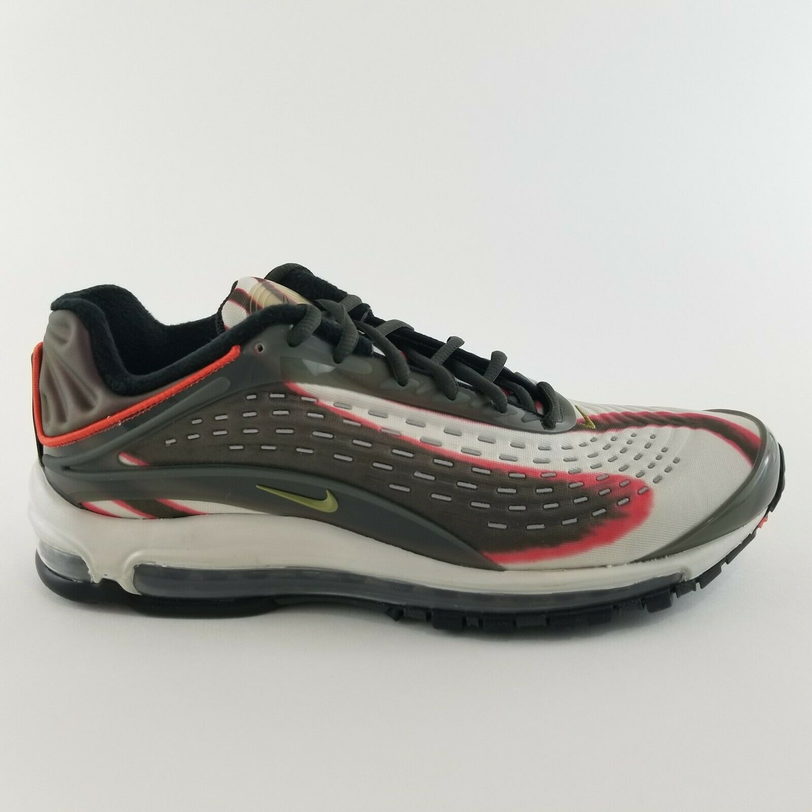 competitive price f1624 1eb6d Nike Men s Air Max Deluxe Sequoia Camper Green Running shoes AJ7831-300