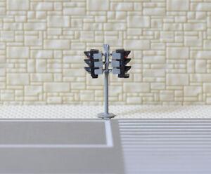 2-x-traffic-lights-N-crossing-walk-model-LED-pedestrian-street-signals-NL3R3