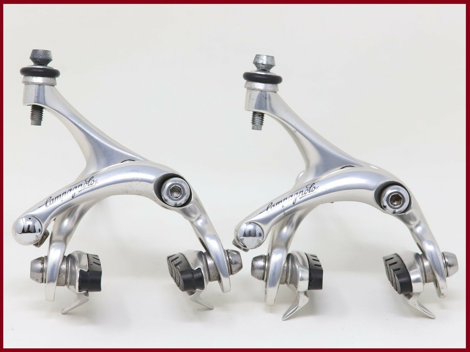 CAMPAGNOLO CHORUS DUAL PIVOT BRAKE CALIPERS  90s VINTAGE SIDE PULL OLD 1993  fashion mall