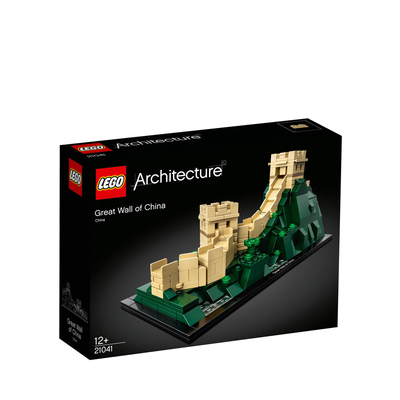 LEGO 21041 GREAT WALL OF CHINA ARCHITECTURE from Tates Toyworld