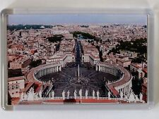 Vatican City Fridge Magnet- Free Postage