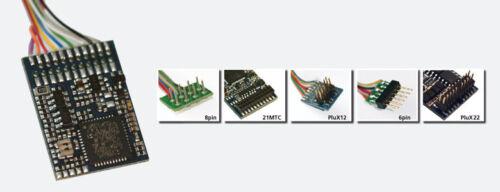 Multiprotokoll MM//DCC//SX//M4 PluX22 NEM658 Neuware ESU 64617 LokPilot V4.0 M4