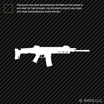 Acr rifle sticker die cut decal self adhesive vinyl assault 2a gun rights