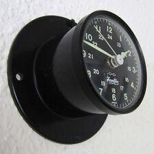 KIENZLE Wanduhr FRANKLIN Instrument Company Model 411 Chronoquartz Panel Clock