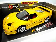 Burago Ferrari F50 Hard-Top 1:18 scale die cast model 3382 1:18th 1/18th BBurago