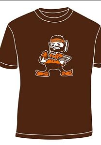 Details About Cleveland Browns Baker Mayfield Brownie Elf Were Back T Shirt Brand New