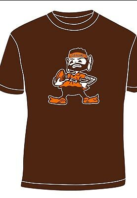 cleveland browns brownie t shirt