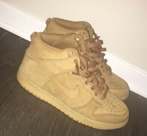Wheat Nike Dunks