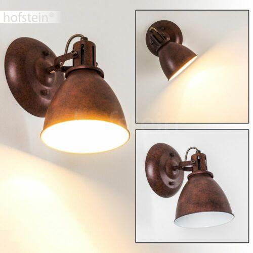 Retro Wand Lampe Flur Dielen Küchen Strahler Wohn Schlaf Zimmer Raum Beleuchtung