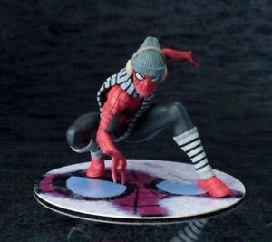 2017-EXCLUSIVE-KOTOBUKIYA-SPIDER-MAN-WINTER-GEAR-ARTFX-STATUE-Action-Figure