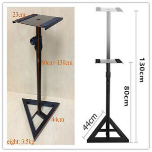 Heavy-Duty-professional-Monitor-speaker-stand-Height-adjustable-SS015