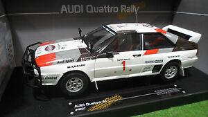 Audi Quattro A1 Rally Safari 1983 Marlboro O 1/18 Sunstar 4227 Voiture Miniature