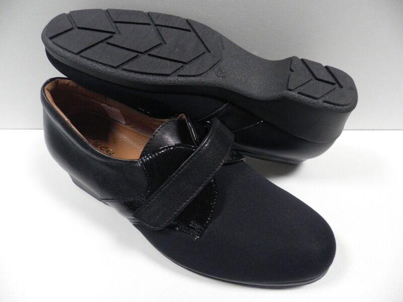 Chaussures Lucy Style By Acciarri Noir Femme Taille 41 Baskets Ville Neuf #236 50% De RéDuction