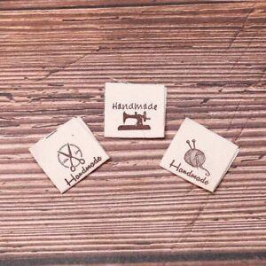50pcs-etiquettes-a-la-main-Tags-tissu-faisant-l-artisanat-de-coutuRK
