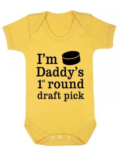 """Bébé grandir /""""Hockey sur Glace-Daddys 1er cycle projet pick/"""" Hockey sur Glace-croissance de bébé"""