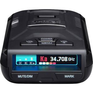Uniden R3 Long Range Radar & Laser Detector with Built in GPS & Voice Alerts *R3