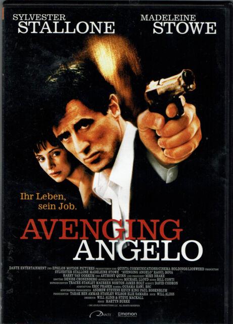 Avenging Angelo - Sylvester Stallone, Madeleine Stowe, Anthony Quinn - DVD