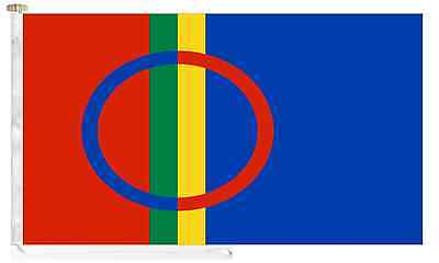 3' Sami Roped People 5' x Toggled Boat Scandanavian amp; Courtesy Flag n0wHdqxEw