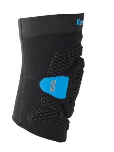Kempa Handball K-Guard Knieprotektor Erwachsene schwarz blau