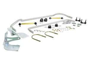 Honda Civic FN2 Type R Whiteline Adjustable Front Sway Roll Bar Drop Link Kit