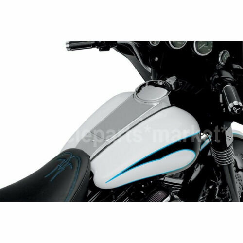 Chrome Dash Panel Extension for Harley Touring Bagger Electra /& Road Glide 89-07