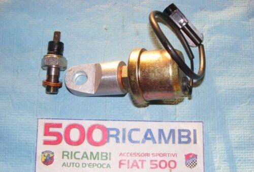 FIAT 500 F//L//R 126 BULBO PRESSIONE OLIO PER STRUMENTO VEGLIA CRUSCOTTO ABARTH