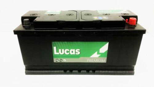 AUDI BMW RANGE ROVER MERCEDES Lucas LP020 Car Battery 12V 110AH 920A