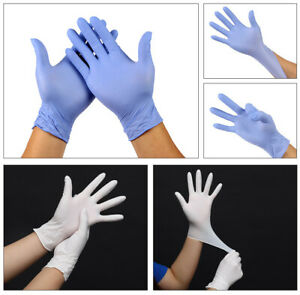100X-Disposable-Latex-Gloves-For-Home-Cleaning-Medical-Food-Rubber-Garden-Gloves