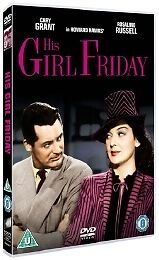 1 of 1 - His Girl Friday DVD (2011) Cary Grant