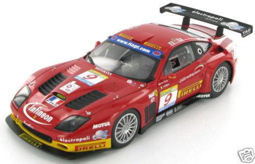 Ferrari 575 GTC 'J.M.B. Estoril'  9 2003 (Kyosho 1 18   K08393B)